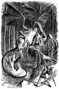 Jabberwocky  -This work is in the public domain