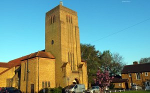 St. Augustine's Church Whitton on 18th April 2015