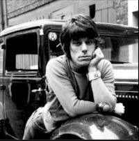 Surrey rock guitarist JEFF BECK. Beck was recruited by The Yardbirds to succeed Eric Clapton on the recommendation of fellow session man Jimmy Page in 1965 ...